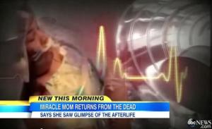 Miracle Mulher Rubi Graupera Cassimiro sobrevive depois de 45 minutos sem pulso PÓS MORTE SERES DE luz dead returns seres alienigenas