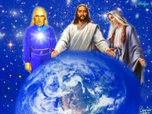 seres de luz protegendo a terra 2014 ufos aliens  ashtar sheran