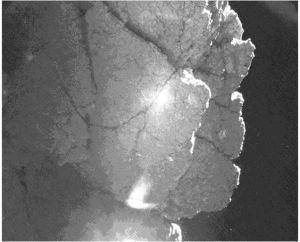 Philae-penhasco