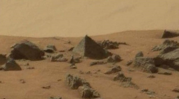 Pyramid Found On Mars?   Paranormal Crucible  https://www.youtube.com/watch?v=szw9OvJzsp8